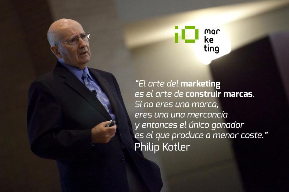 philip kotler - maestros del marketing