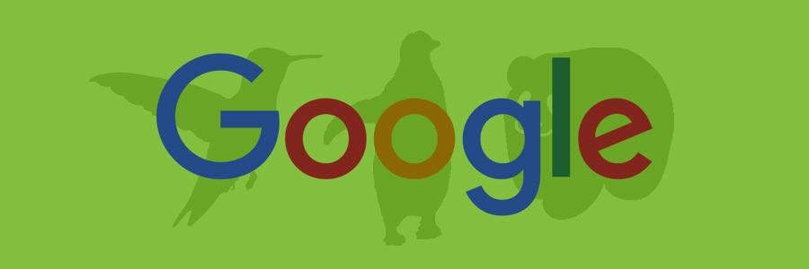 Cambios algoritmo google y posicionamiento web
