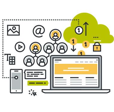 diseño web multidispositivo - agencia marketing digital madrid - iomarketing